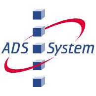 ADS System Logo EPS Vector