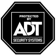 ADT Security Systems Logo EPS Vector