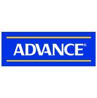 Advance Blue Logo EPS Vector