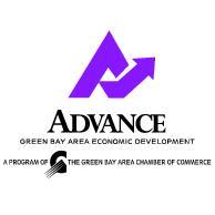 Advance Green Bay Logo EPS Vector