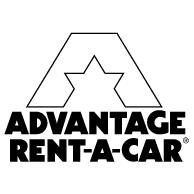 Advantage Rent A Car Logo EPS Vector
