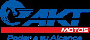 Akt Motos Logo Vector Free AI File