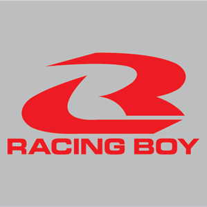 Racing Boy Logo Vector Free AI File