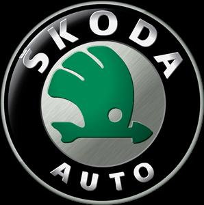 Skoda Logo Free AI File