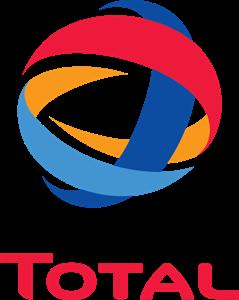 Total Logo Vector Free AI File