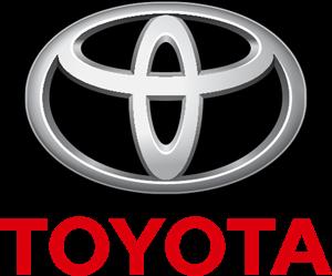Toyota Logo Free AI File