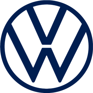 Volkswagen New 2019 Logo Vector Free AI File