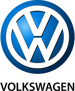 Volkswagen New Logo Free AI File