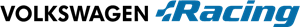 Volkswagen Racing Logo Vector Free AI File