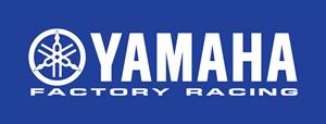 Yamaha Factory Racing Logo Vector Free AI File