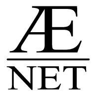 Aenet Logo EPS Vector