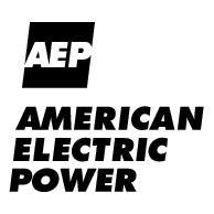 Aep American Electric Power Logo EPS Vector