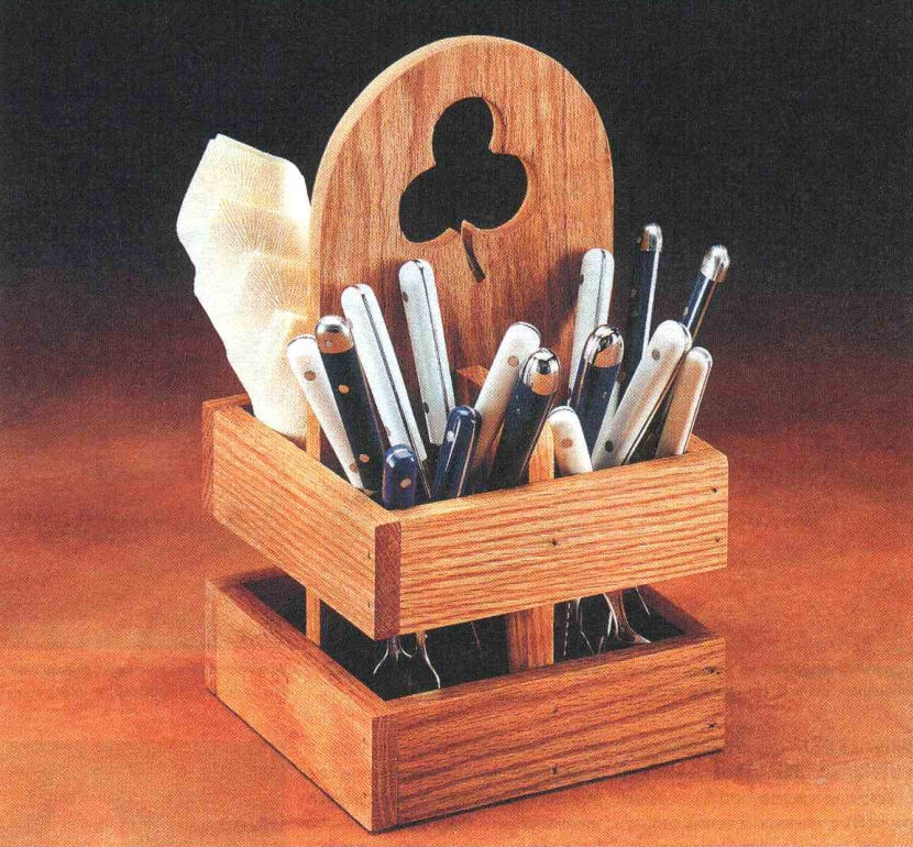 Cutlery And Utensil Holder Kitchen Utensil Caddy Free PDF File