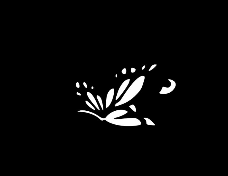 Laser Cut Floral Border Design 28 Free DXF File