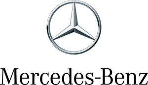 mercedes-benz New Logo Free AI File