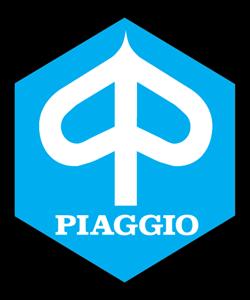 Piaggio Emblem Logo Vector Free AI File