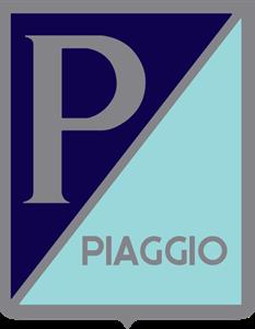 Piaggio Scudetto 60s Logo Vector Free AI File
