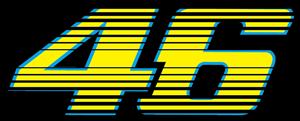 Rossi 46 Logo Free AI File