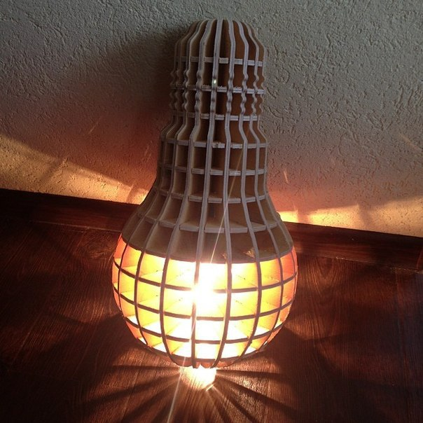 Lamp Made Of Plywood Free PDF File