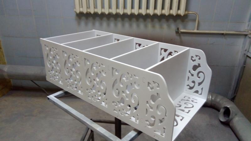 Wooden Decorative Shelf Free CDR Vectors Art