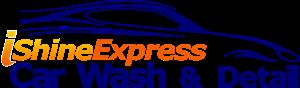 Ishine Express Car Wash Logo Vector Free AI File