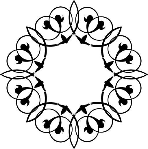 Islamic Seamless Pattern Arabesque Free AI File