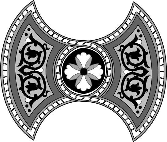 Ancient Pattern Free AI File