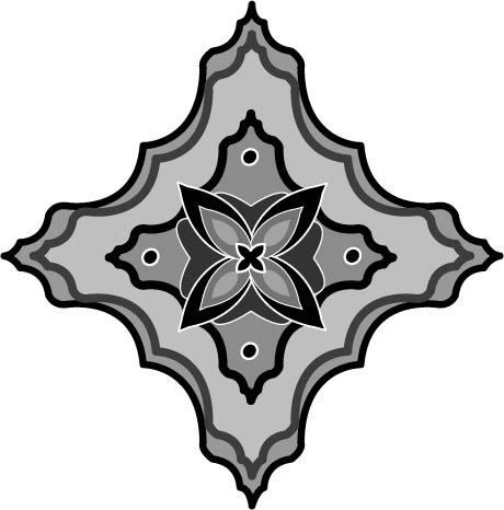 Arabesque Pattern Free AI File