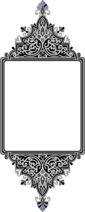 Ornate Pattern Free AI File