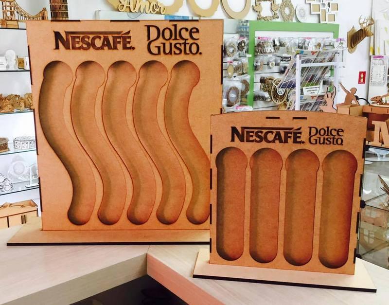 Nescafe Stand Free CDR Vectors Art