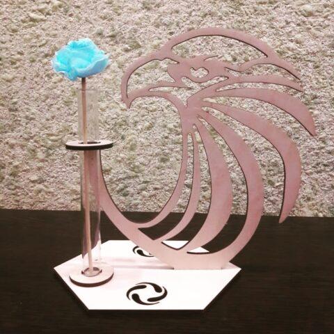 Vase Stand Flower Pot Free CDR Vectors Art