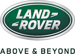 Land Rover Logo Above And Beyond Free AI File