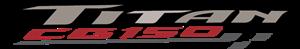 Titan Cg 150 Ks 2009 Logo Vector Free AI File
