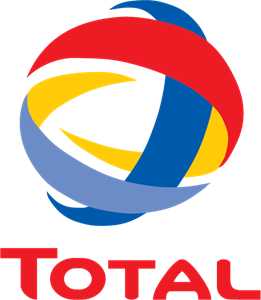 Total Oil 2007 Logo Vector Free AI File