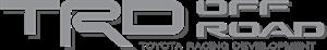 Trd Offroad Toyota Racing Development Logo Vector Free AI File