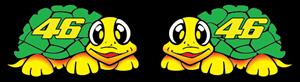 Turtle Rossi 46 Logo Vector Free AI File