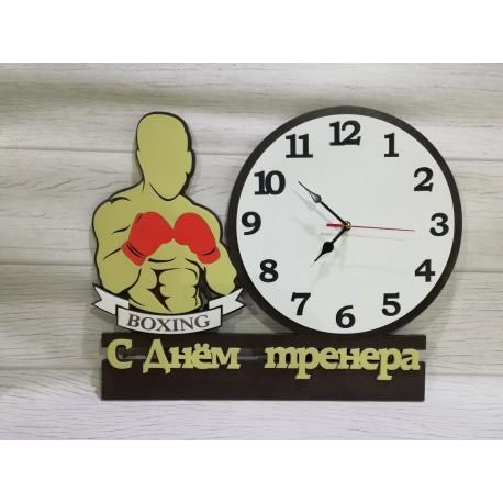 Laser Cut Clock For Boxer Free CDR Vectors Art