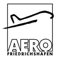 Aero Friedrichshafen Logo EPS Vector