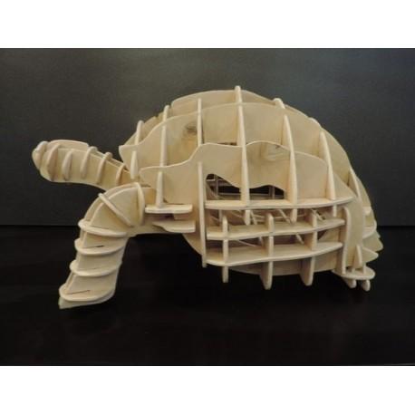 Laser Cut Turtle Template Free CDR Vectors Art