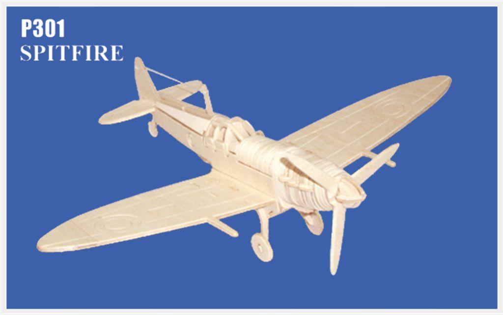 p301 Spiritfire 3d Laser Cut Free PDF File