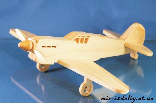 Wwii Fighter Plane Scroll Saw Plans Free PDF File