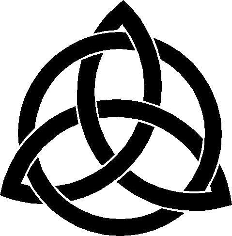 Celtic Symbol Free DXF File