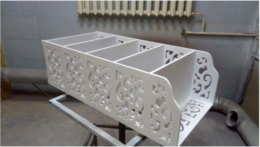 Laser Cut Decorative Shelf Free CDR Vectors Art