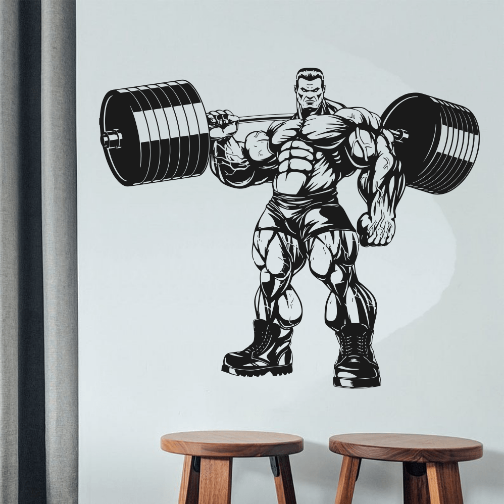 Metal Inspirational Sign Sign For Weight Room Workout Room Wall Art Free CDR Vectors Art