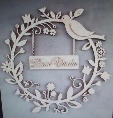 Bird Decor Free CDR Vectors Art