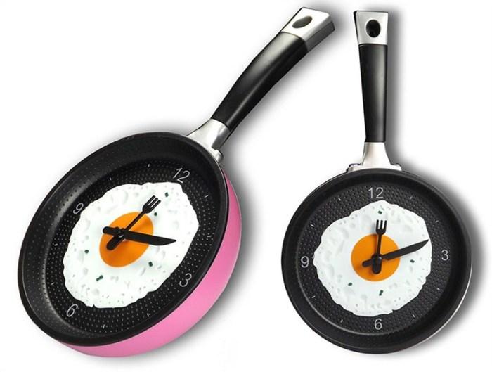 Kitchen Clock Layout Free CDR Vectors Art