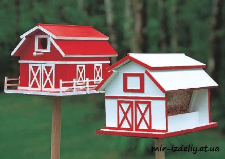 Barn House And Feeder Laser Cut Free PDF File