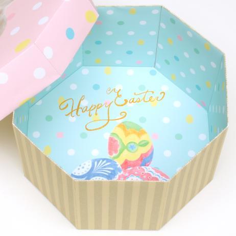 Laser Cut Easter Box Free PDF File