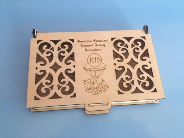 Engraved Wood Jewelry Box Free PDF File