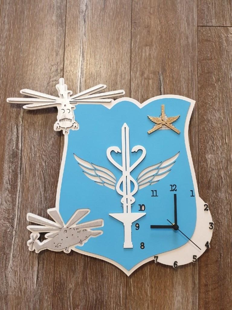 Laser Cut Clock Free CDR Vectors Art